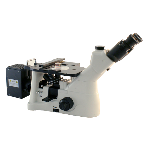 Denali Inverted Metallurgical Microscope
