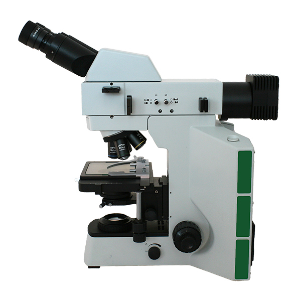 Palomar Metallurgical Microscope with Reflected and Transmitted Light
